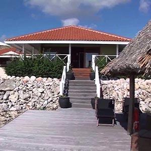 Ocean front villa - vacation rental Curacao