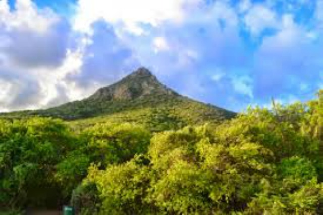 Vacation Rental Curacao - St. Christoffel Mountain