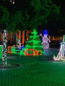 Celebrating Christmas in Curacao