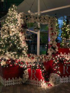Curacao Christmas tree decoration