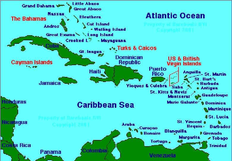 Caribbean Islads