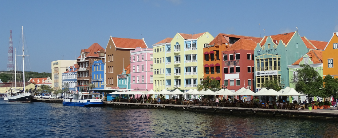 Willemstad an UNESCO herritage
