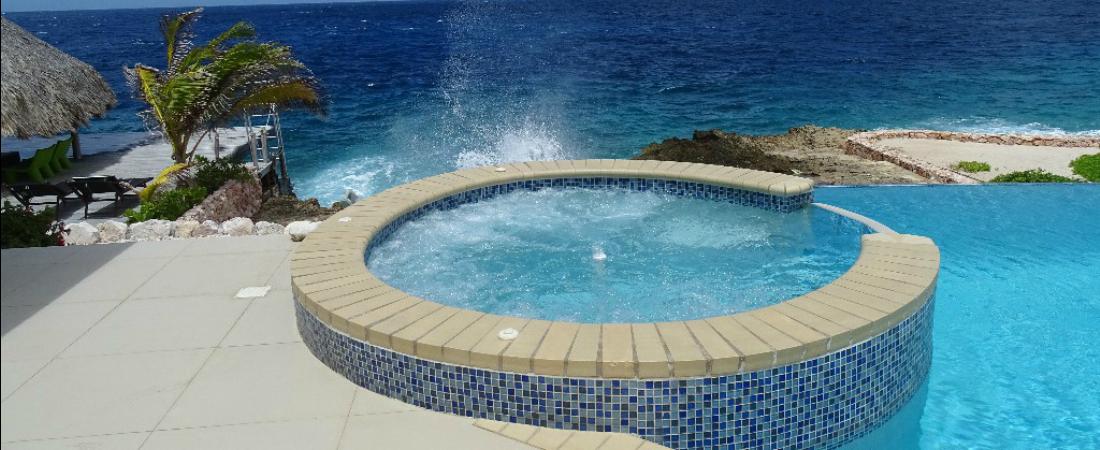 Jacuzzi Villa Sea Paradise Curacao - Vacation rental Curacao